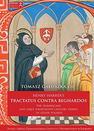 9788364647642: Henry Harrer's tractatus contra beghardos