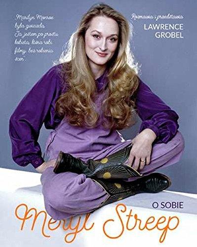 9788364980008: Meryl Streep o sobie