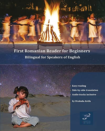 First Romanian Reader for beginners: Arefu, Drakula