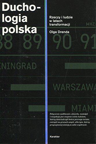 9788365271129: Duchologia polska: Rzeczy i ludzie w latach transformacji