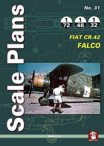 9788365281104: Fiat Cr.42 Falco