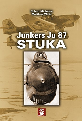 9788365281128: Junkers Ju 87 Stuka: Big Yellow (Big Yellow Series)