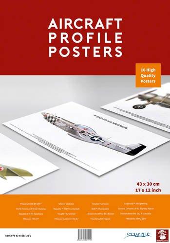 Aircraft Profile Posters: Diverse auteurs