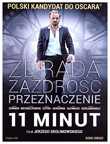 9788365500007: 11 minut (DVD)