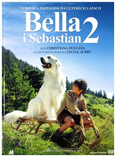 9788365509055: Belle et SĂŠbastien, l'aventure continue [DVD] [Region 2] (IMPORT) (No hay versión española)