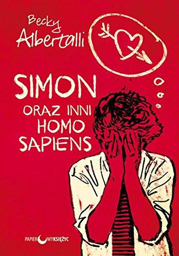 9788365568014: Simon oraz inni homo sapiens