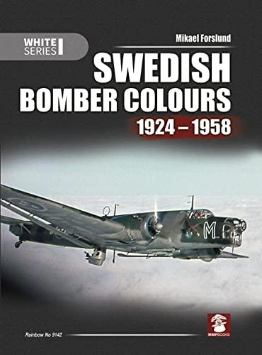 9788365958372: Swedish Bomber Colours 1924-1958: 9142 (White)