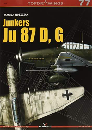9788366148420: Junkers Ju 87 D, G