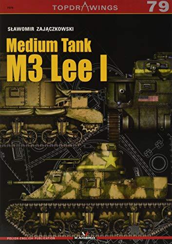 9788366148482: Medium Tank M3 Lee I