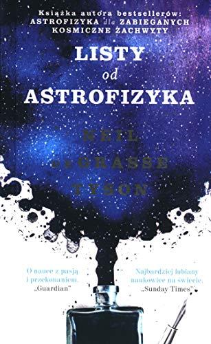 9788366575547: Listy od astrofizyka