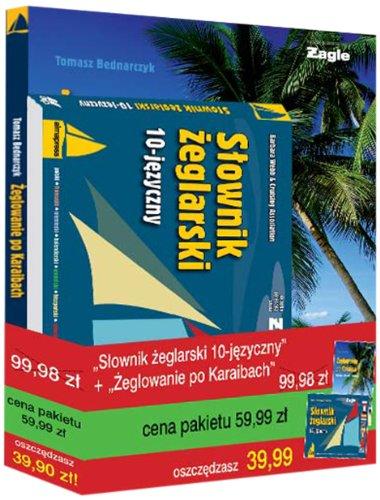9788370205225: Slownik zeglarski 10-jezyczny / Zeglowanie po Kara