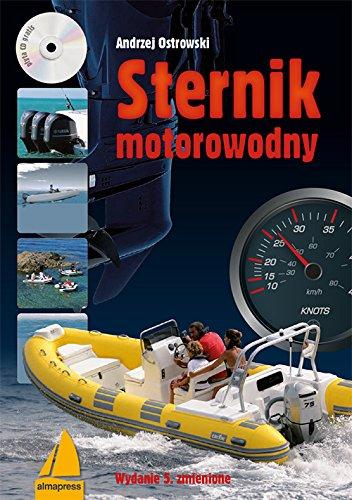 Sternik motorowodny + CD: Ostrowski Andrzej