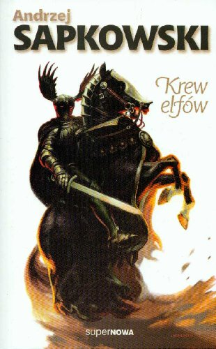 9788370540791: Krew elfów (Polish Edition)