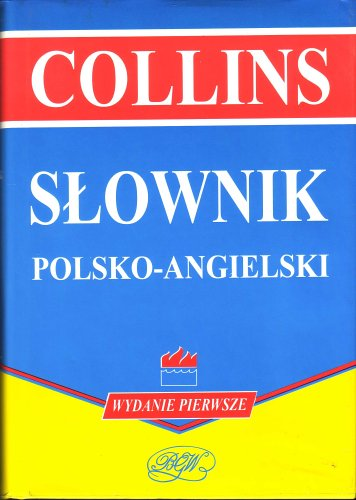 9788370666613: Collins Slownik polsko-angielski/Polish-English Dictionary