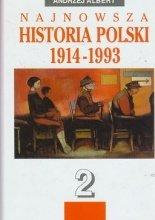 9788371291784: Najnowsza Historia Polski: Volume 2, 1945-1993