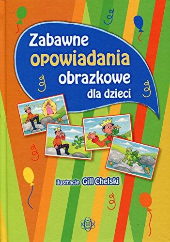 9788371344992: Zabawne opowiadania obrazkowe dla dzieci