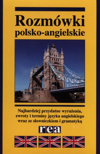 9788371412233: Polish-English Phrasebook and Dictionary for (Polish Speaking) Tourists