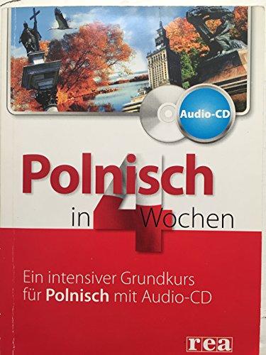 9788371415302: Polnisch in 4 Wochen + CD