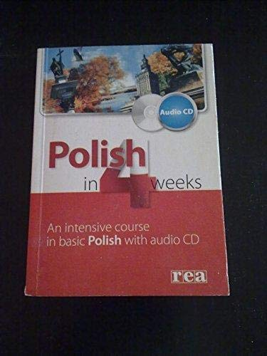 Polish in 4 Weeks: Marzena Kowalska