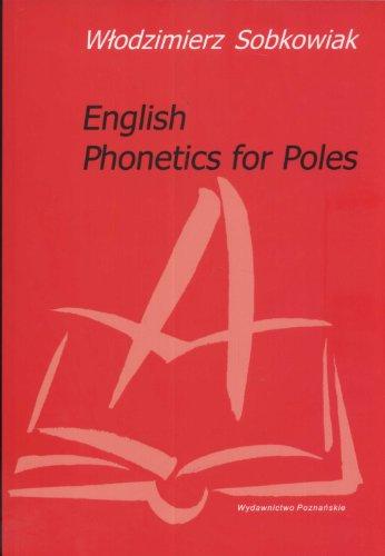 9788371775833: English phonetics for Poles