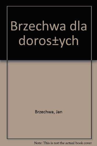 Brzechwa dla doros±ych: Jan Brzechwa