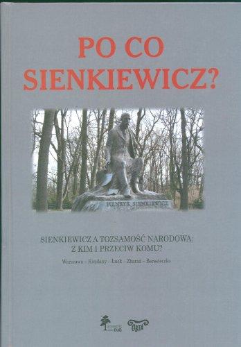 Po co Sienkiewicz ?.: Axer, Jerzy (red. )
