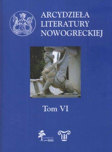 9788371815218: Arcydziela literatury nowogreckiej Tom 6