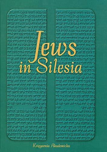JEWS IN SILESIA.: WODZINSKI, Marcin &