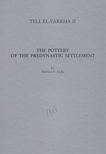 9788371888366: The Pottery of the Predynastic Settlement (Phases 2 to 5)
