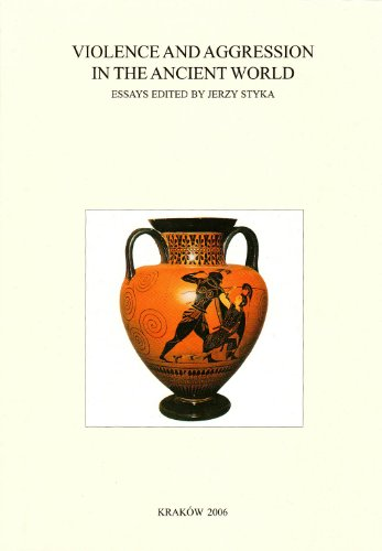 9788371889172: Violence and Aggression in the Ancient World (Classica Cracoviensia)