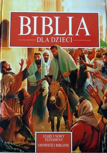 9788372120717: Biblia dla dzieci