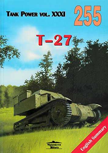 T-27, Tank Power Vol. XXXI, No. 255