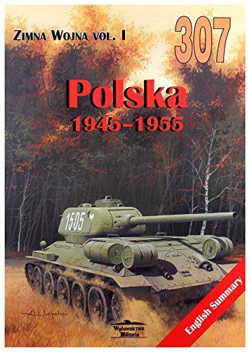 No. 307 - Poland 1945-1955 - Cold: Ledwoch, Janusz