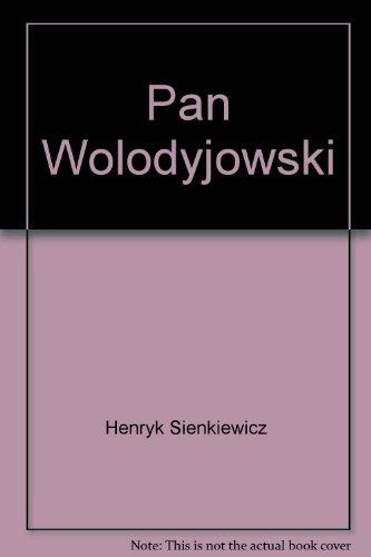 9788372200518: Pan Wolodyjowski