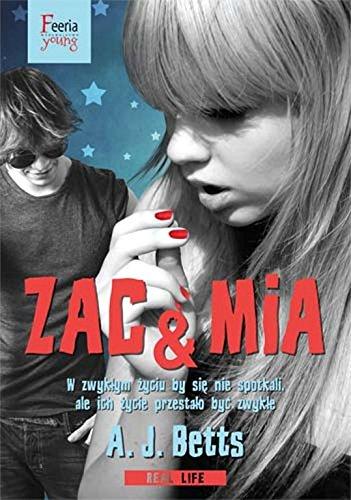 9788372294494: Zac & Mia