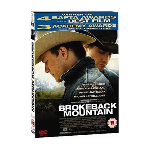 9788372325235: Brokeback Mountain [PAL, Region 2, Import]