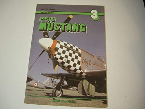 9788372371638: Modelmania 3 - P-51D Mustang
