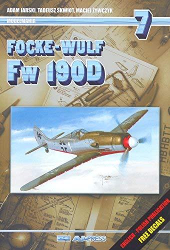 9788372371850: Modelmania 7 - Focke-Wulf Fw-190D