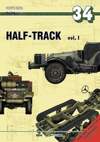 Gun-power.34. HALF-TRACK ; Vol.1.: Patryk Janda