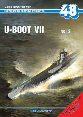 9788372372192: U-Boat VII Vol. 2.