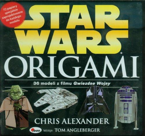 9788372508324: Star Wars Origami
