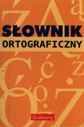 9788372546838: Slownik ortograficzny