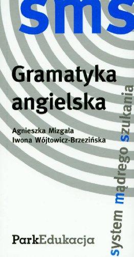 9788372664860: Gramatyka angielska SMS: System Madrego Szukania