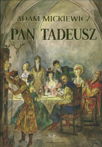 9788372720320: Pan Tadeusz