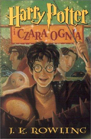 9788372780218: Harry Potter I Czara Ognia