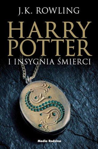 9788372786968: Harry Potter 7 Harry Potter i Insygnia Smierci