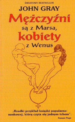 9788372988959: Mezczyzni sa z Marsa kobiety z Wenus