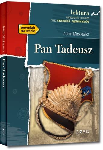 9788373271920: Pan Tadeusz: Wydanie z opracowaniem