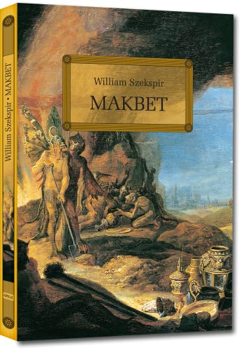 Makbet (Hardback): William Szekspir