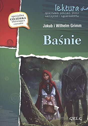 Basnie braci Grimm lektura z opracowaniem: Grimm Jakub i